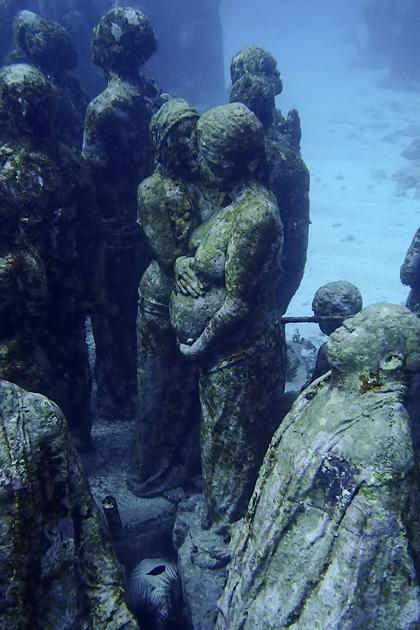 Manchones Reef Diving Isla Mujuere