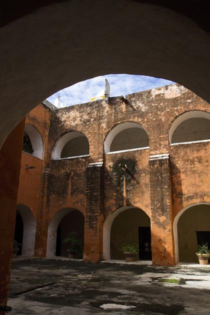 Izamal Convent