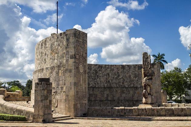 Monumento a la Patria Merida