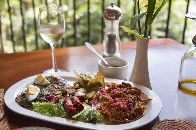 Restaurant Tips Merida