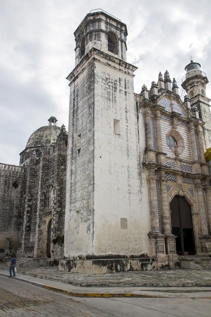 San Jose Church Campeche