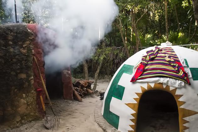 Temazcal Steam Bath Tulum
