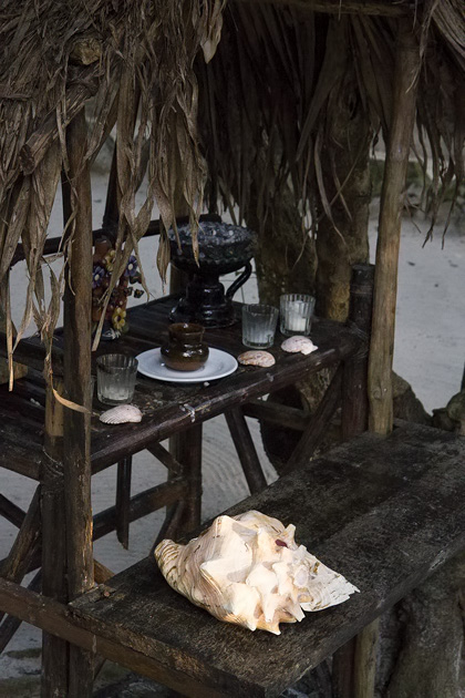 Temazcal Steam Bath Tulum
