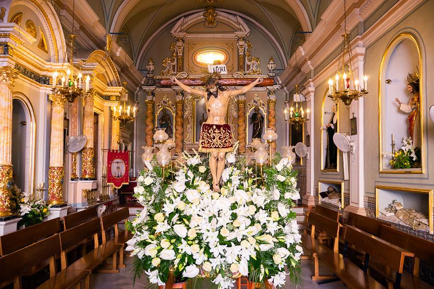 Romeria del Cristo de la Salud El Palmar