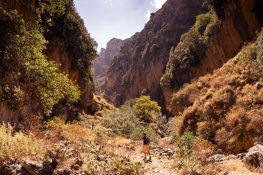 Crete Gorge