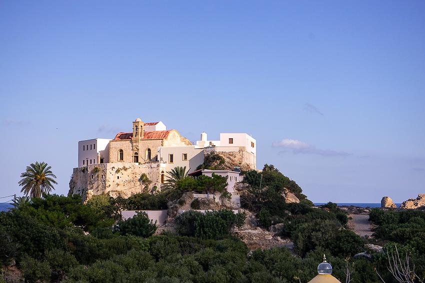 Monastery Elafonisi
