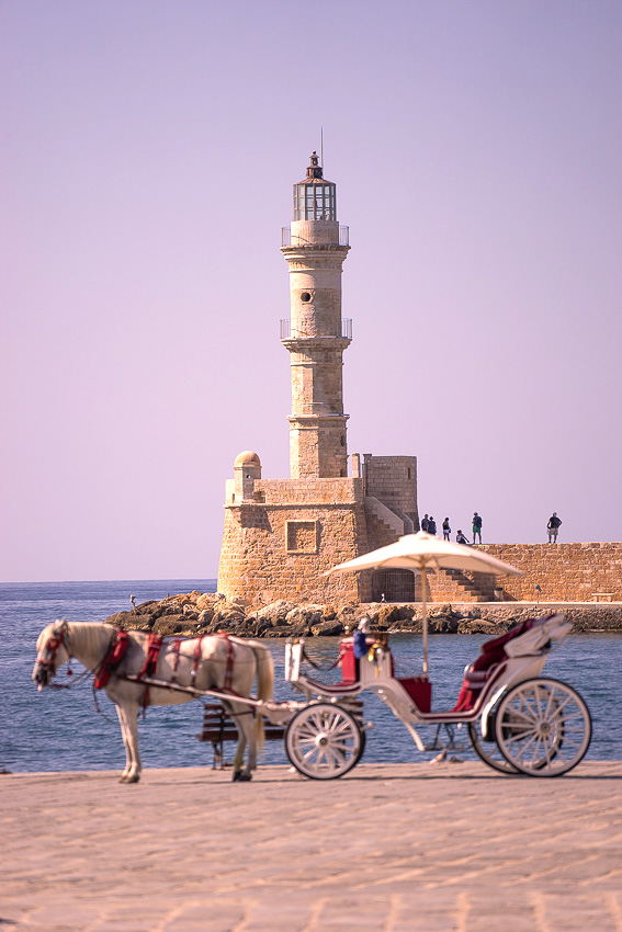Chania Venetian Harbor