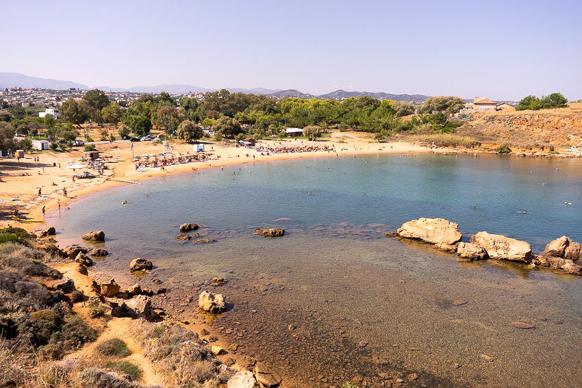 The Beaches Of Chania