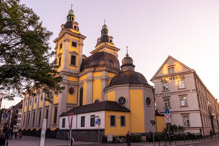 09 Dusseldorf Altstadt DSC05826