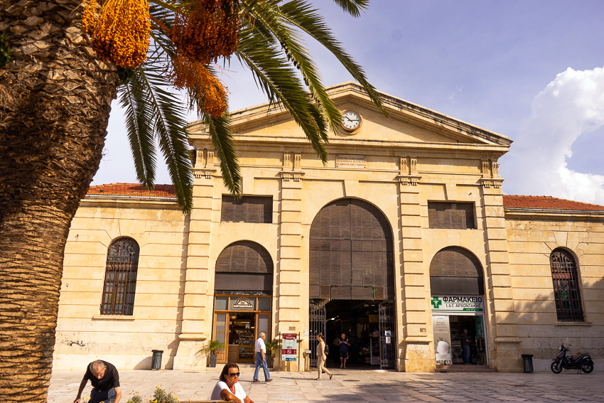 Chania Old Market