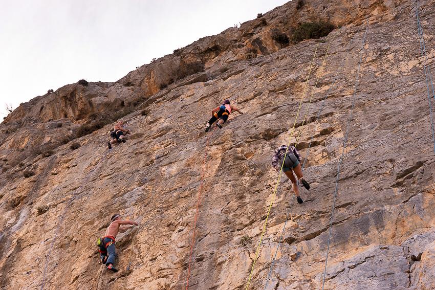 14 Kalymnos Rock Climbing DSC07025