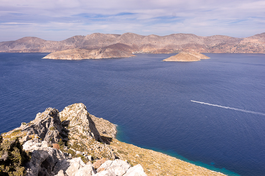 Telendos Islands Hike