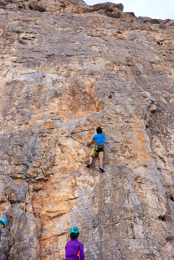 16 Kalymnos Rock Climbing DSC07037