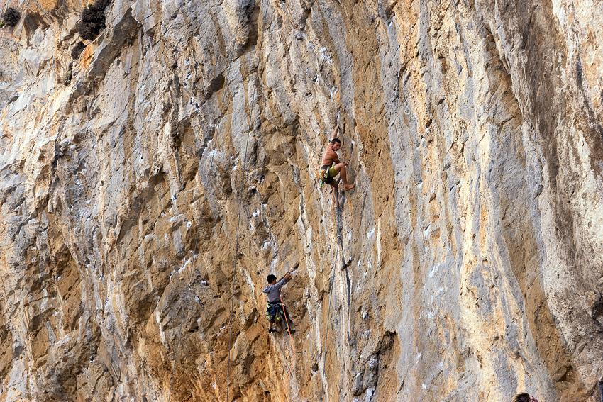 22 Kalymnos Rock Climbing DSC07102