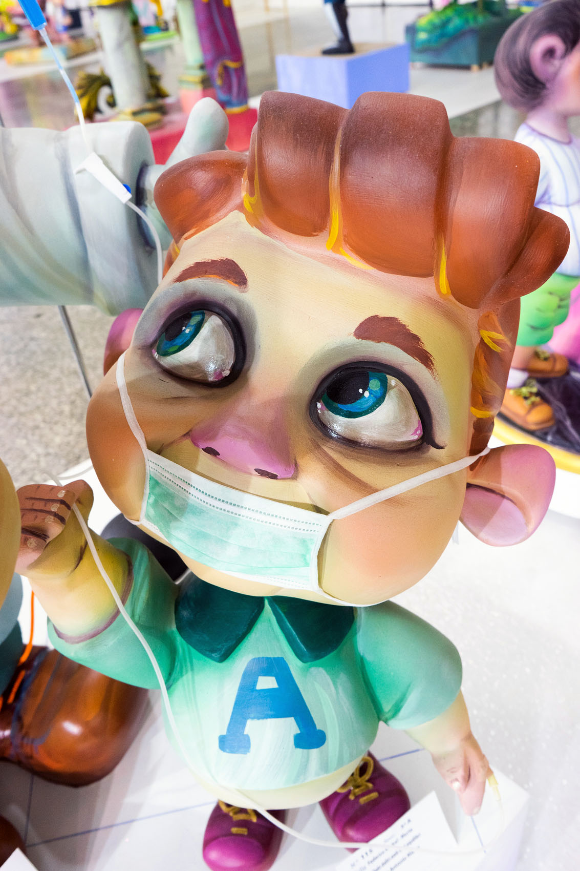 Corona Virus Child Face mask