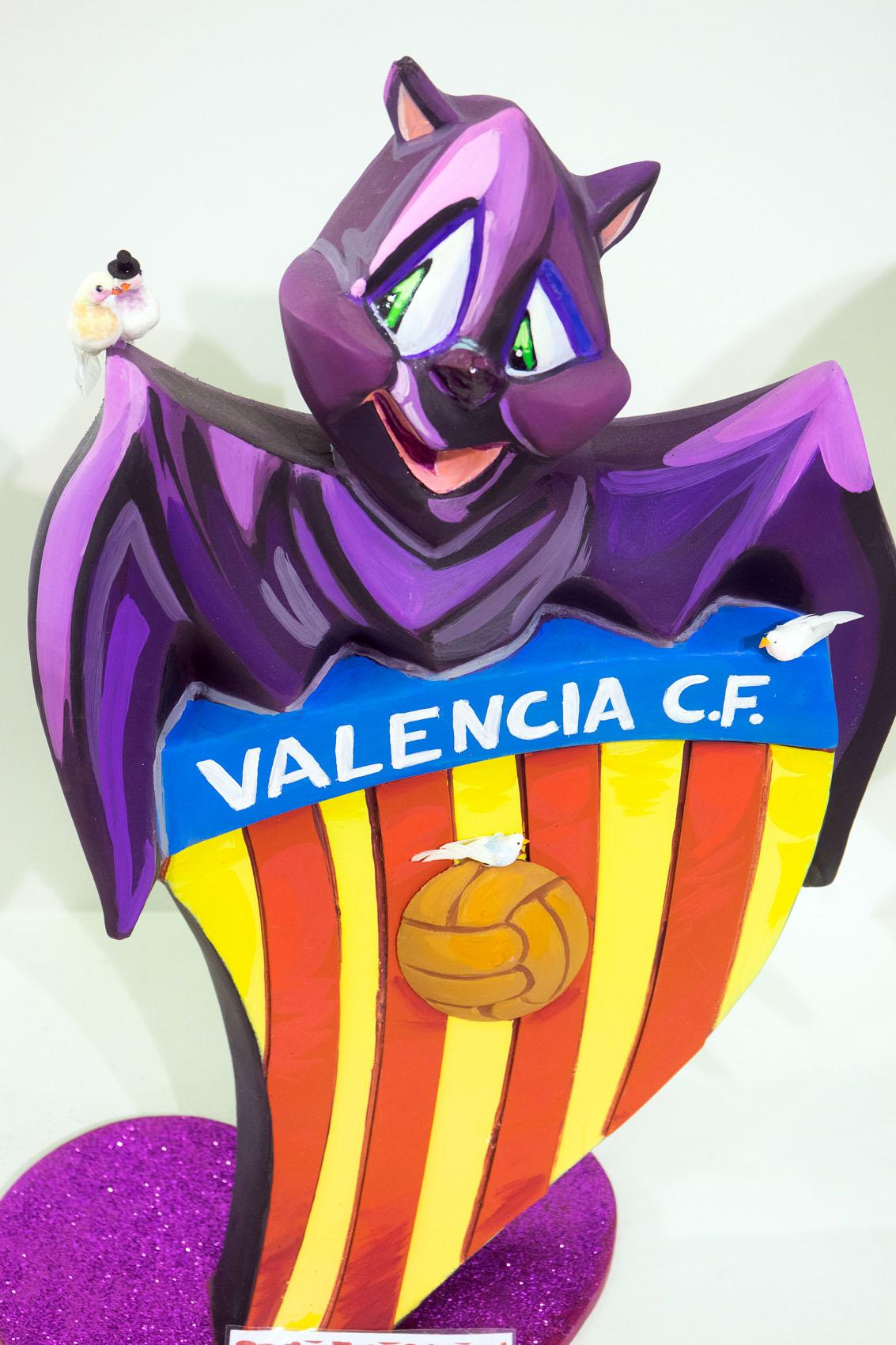 Ninot Valencia CF