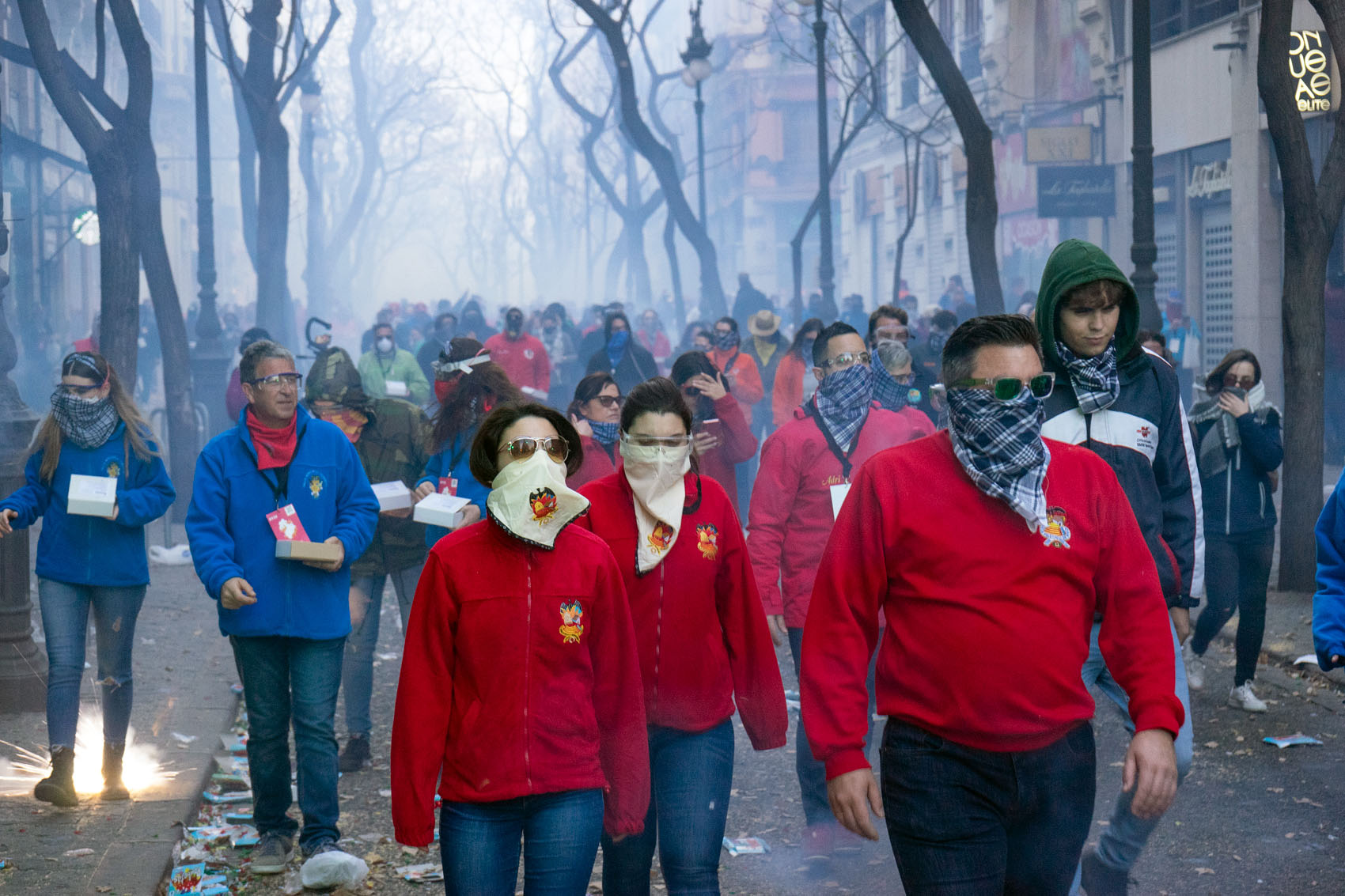 Desperta Fallas 2020 Valencia