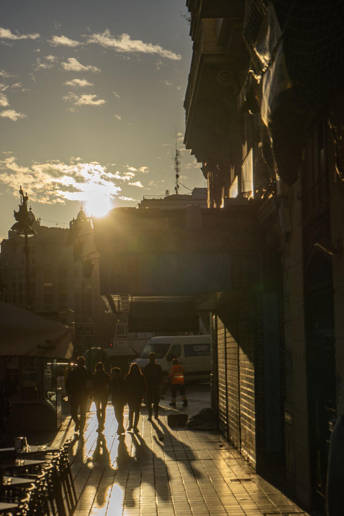 Mood Morning Valencia