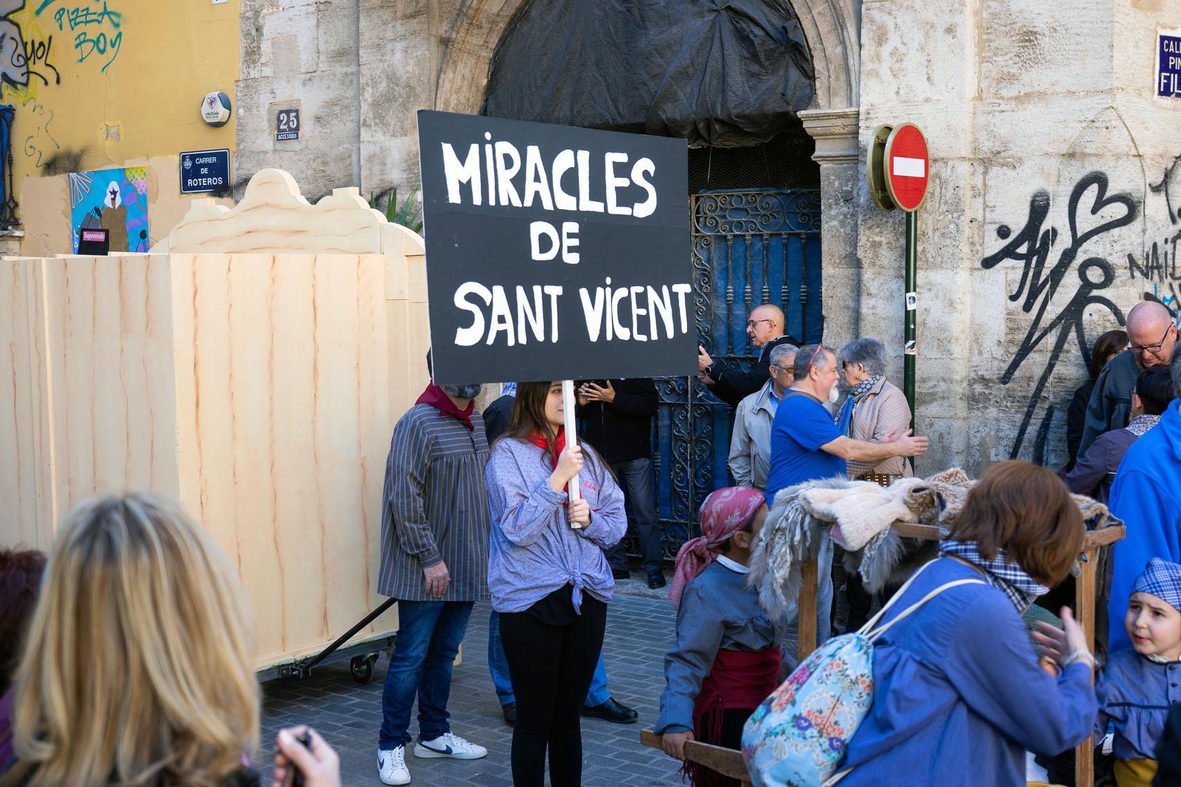 Miracles de Sant Vicente