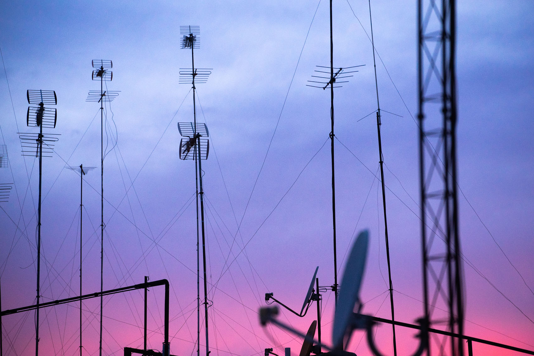 Crazy Antennas Valencia