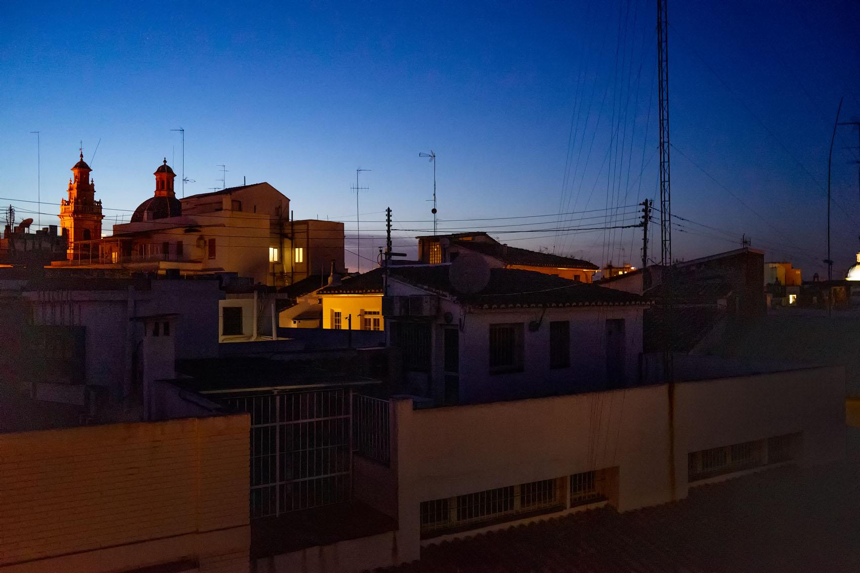 Good Night Valencia