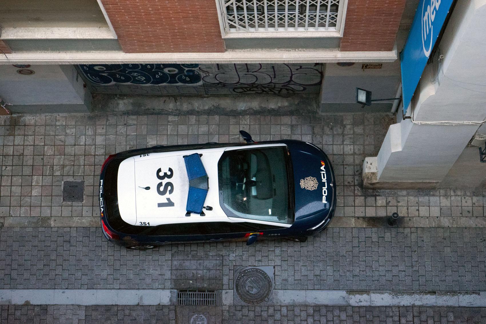 Police Valencia