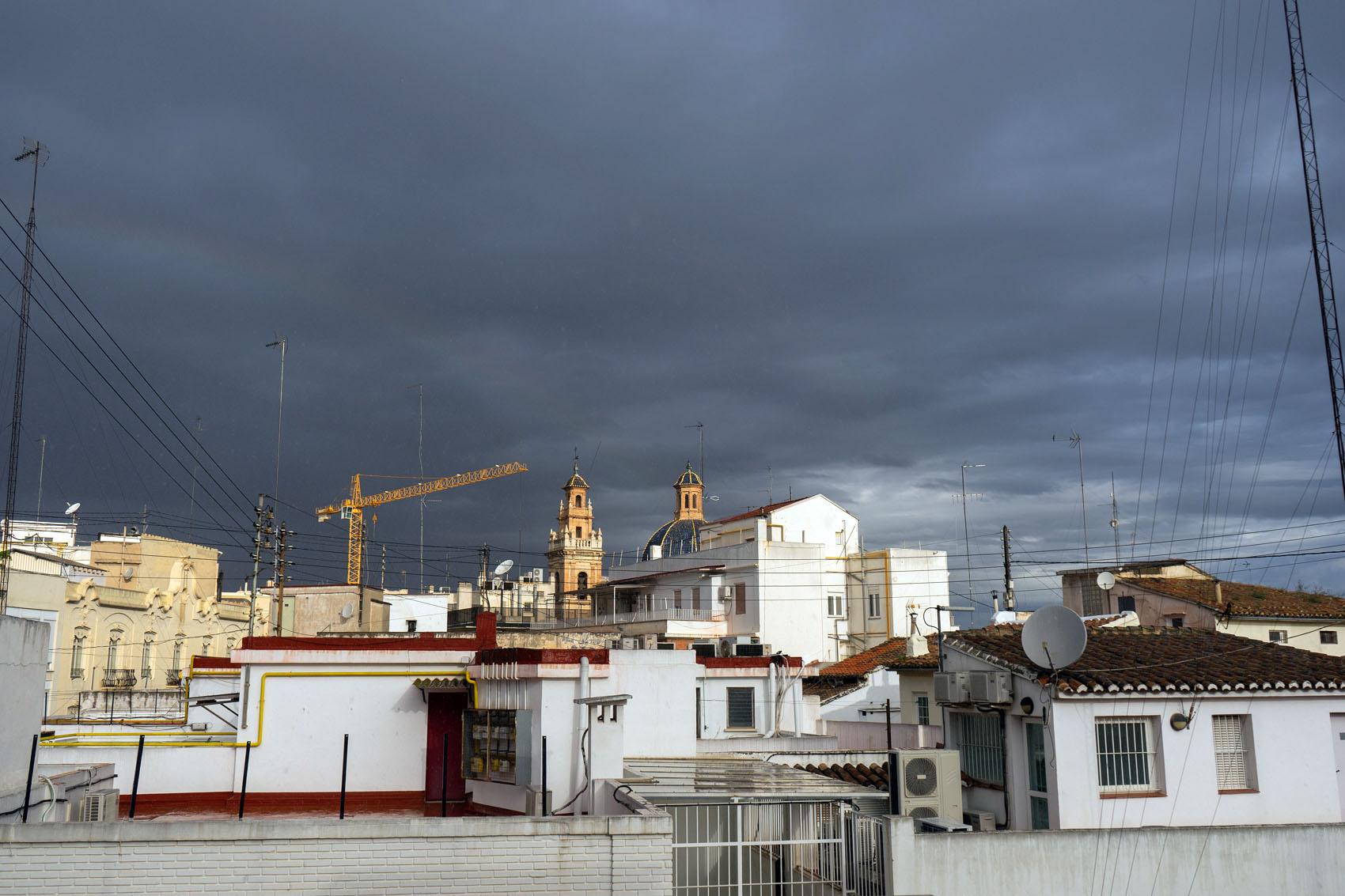 Valencia Rain