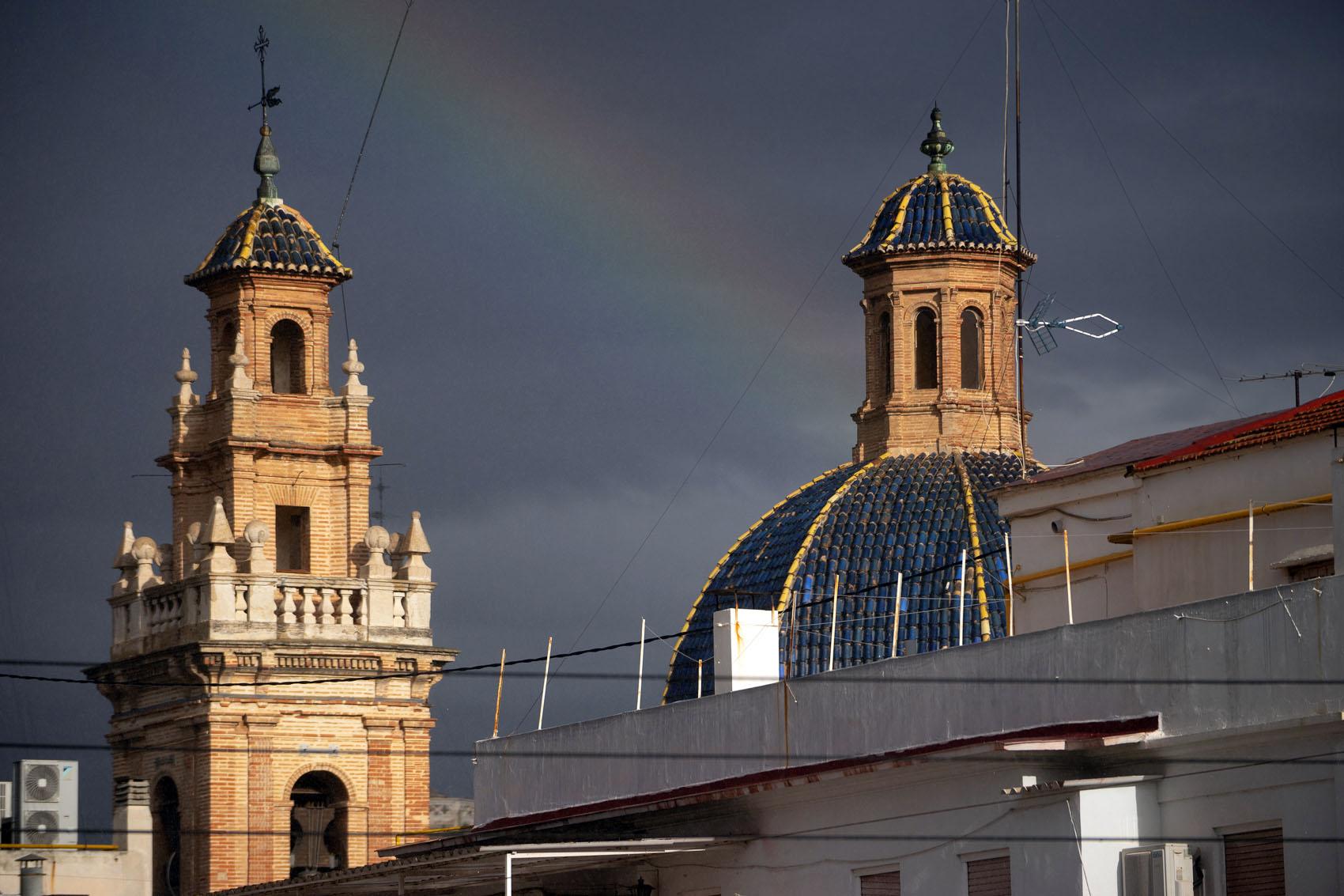 Rainbow Valencia