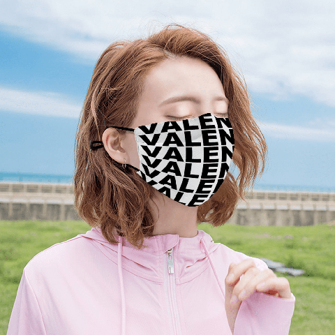 Valencia Facial Mask