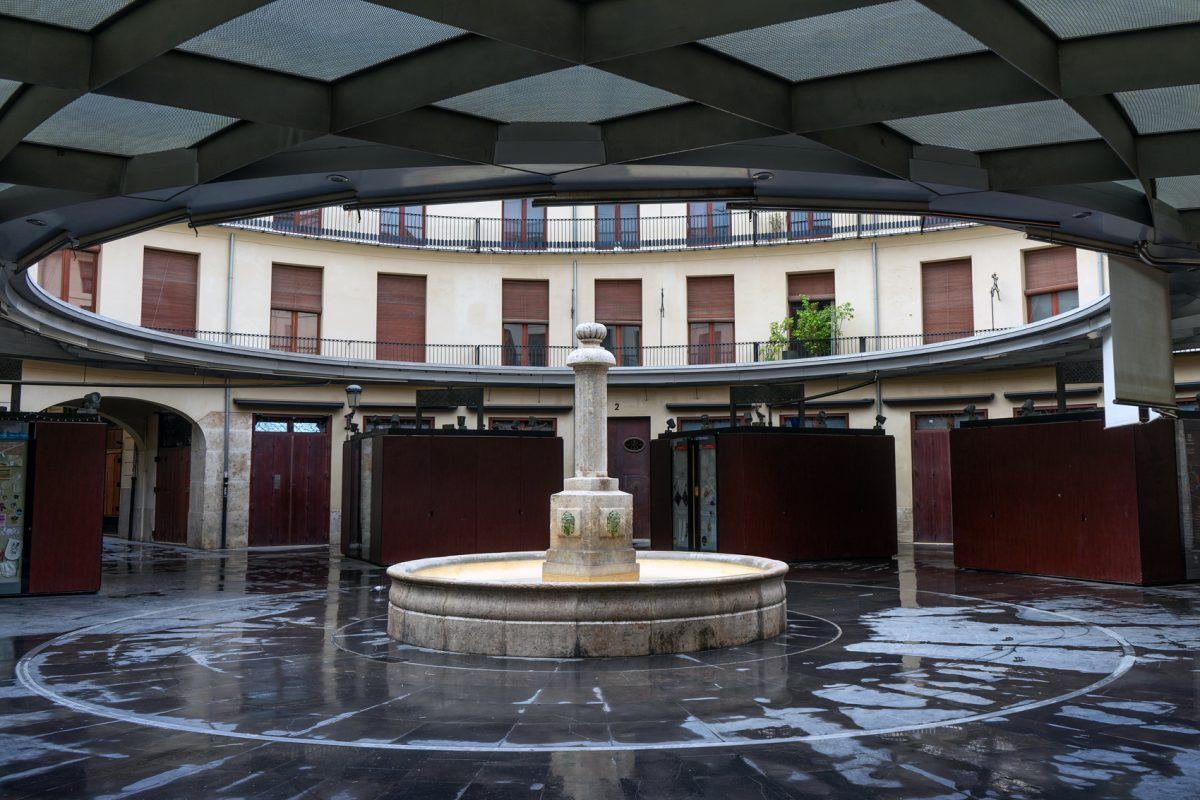 Plaza Redonda Valencia 05 DSC05679