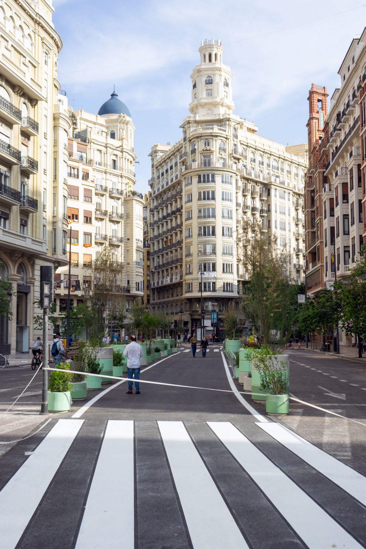 Nueva Plaza Del Ayuntamiento Valencia 03 DSC06025
