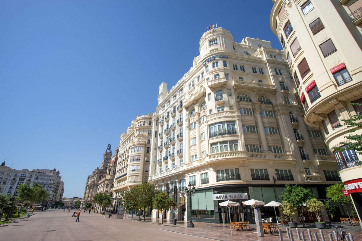 Valencia Hotel Plaza del Ayuntamiento