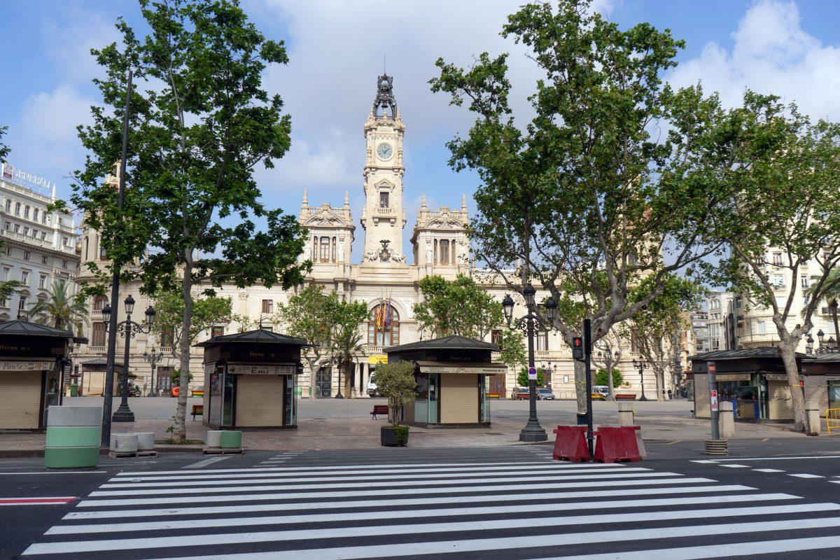 Pedestrian Area Valencia