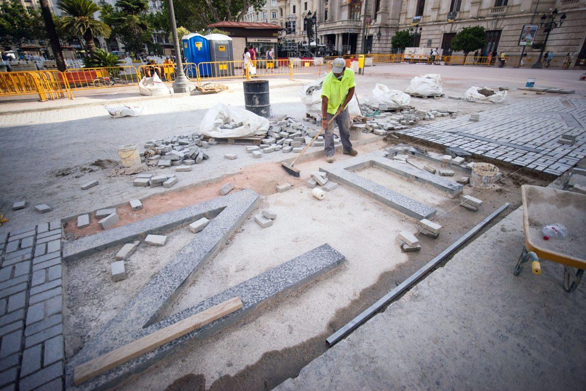 Nueva Plaza Del Ayuntamiento Valencia 21 DSC09348