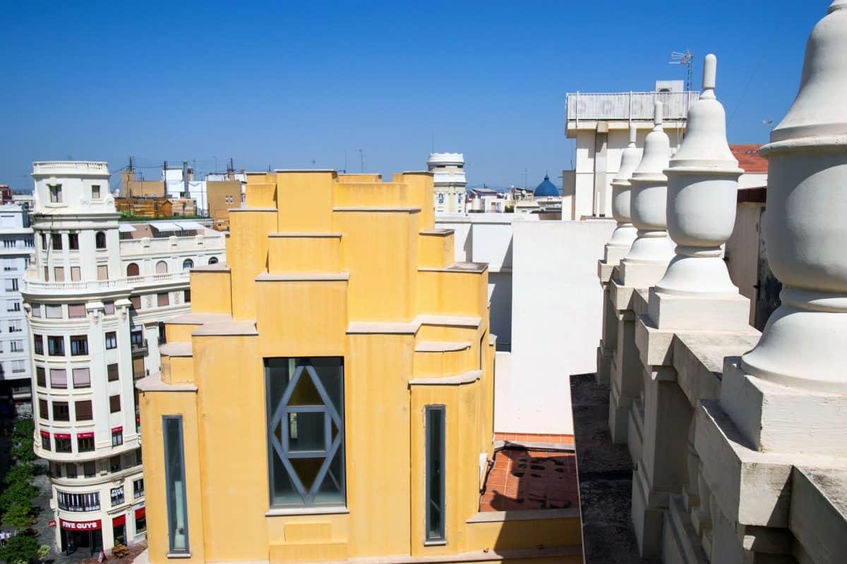 Valencia Roof Tops