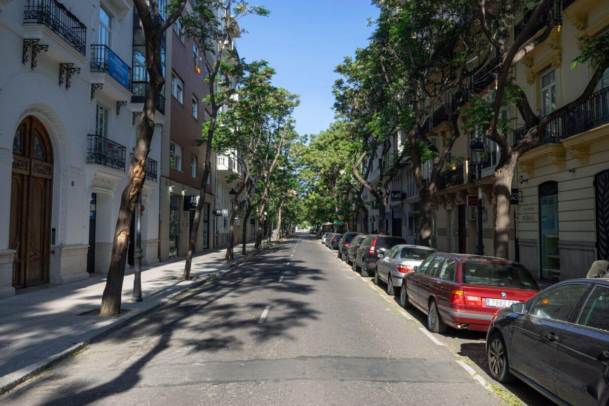 Valencia Covid19 Photos 21 DSC05423