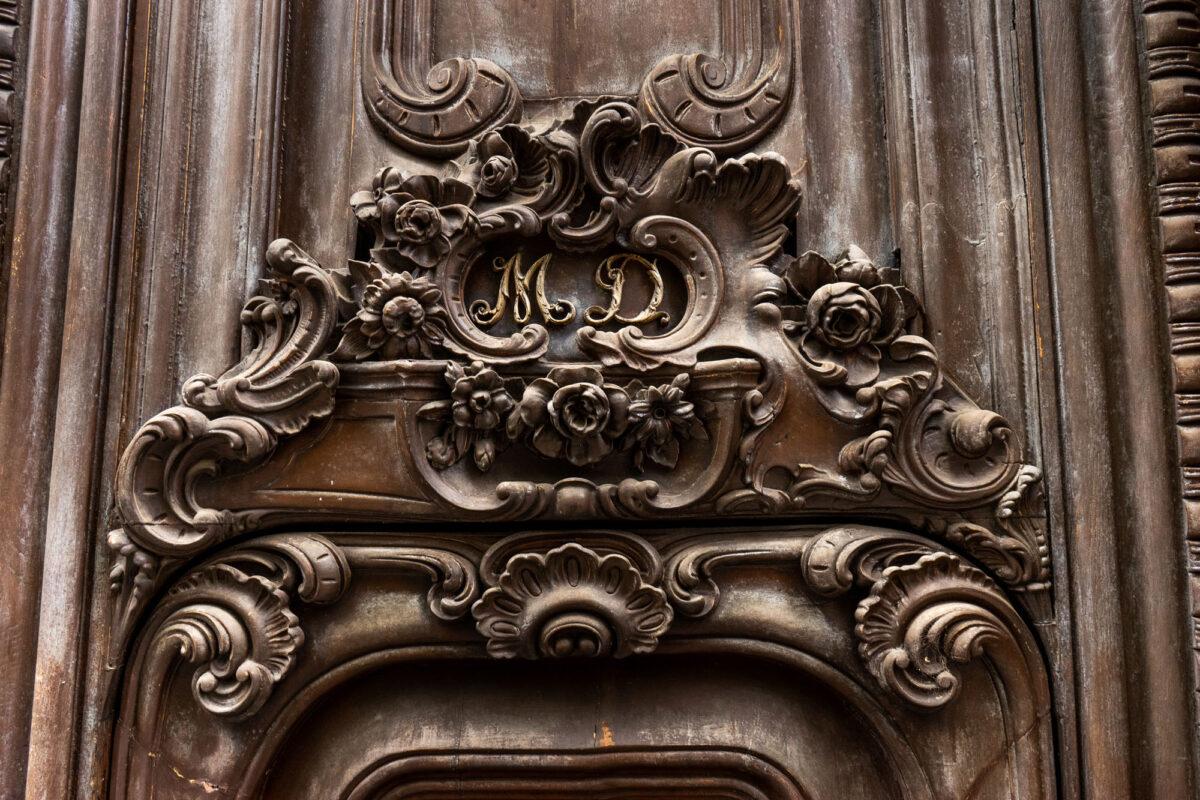 Wooden Door Carvings Valencia