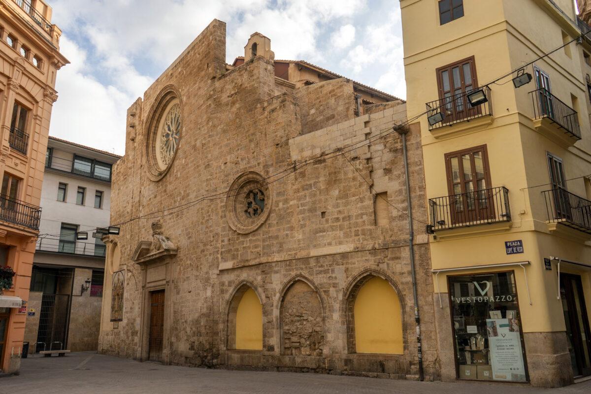 Iglesia Santa Catalina Valencia