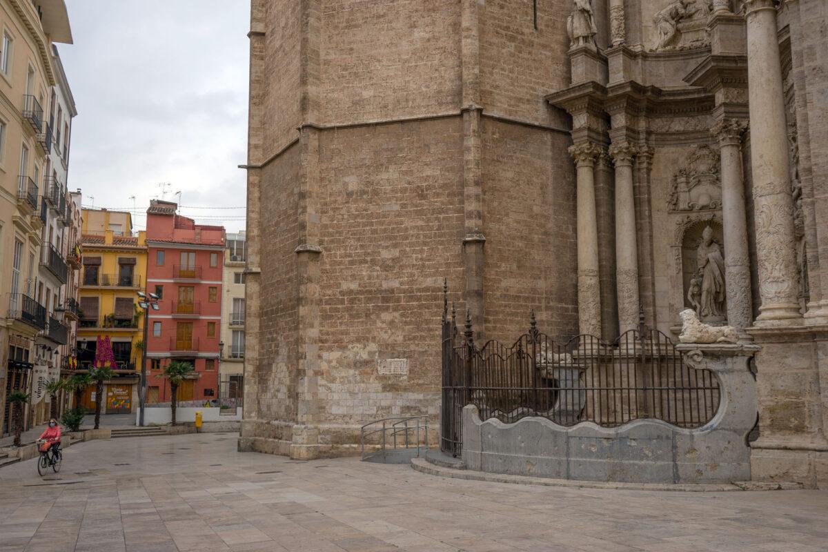 Entrada La Seu Valencia