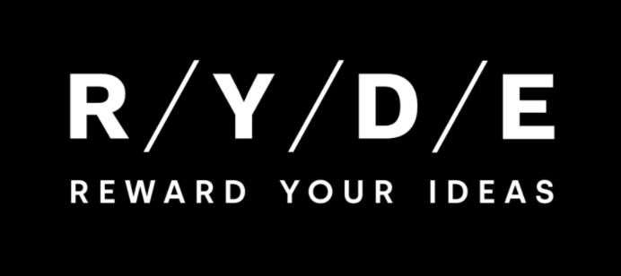 RYDE Reward Your IDEAS