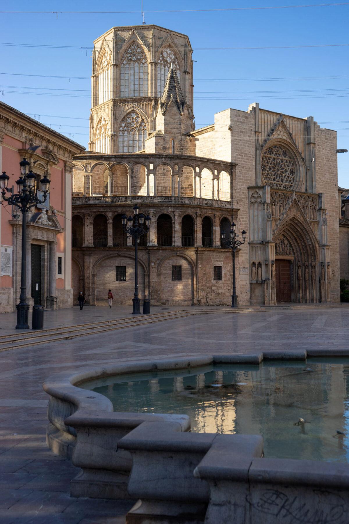 Valencia Ghost Town Covid-19