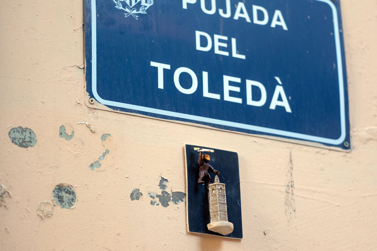 Pujada del Toleda