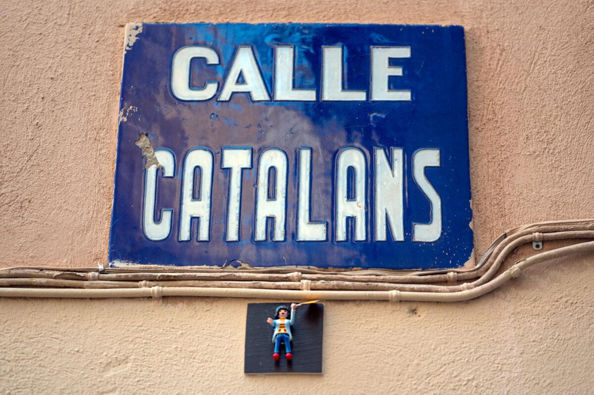 Calle Catalans Valencia