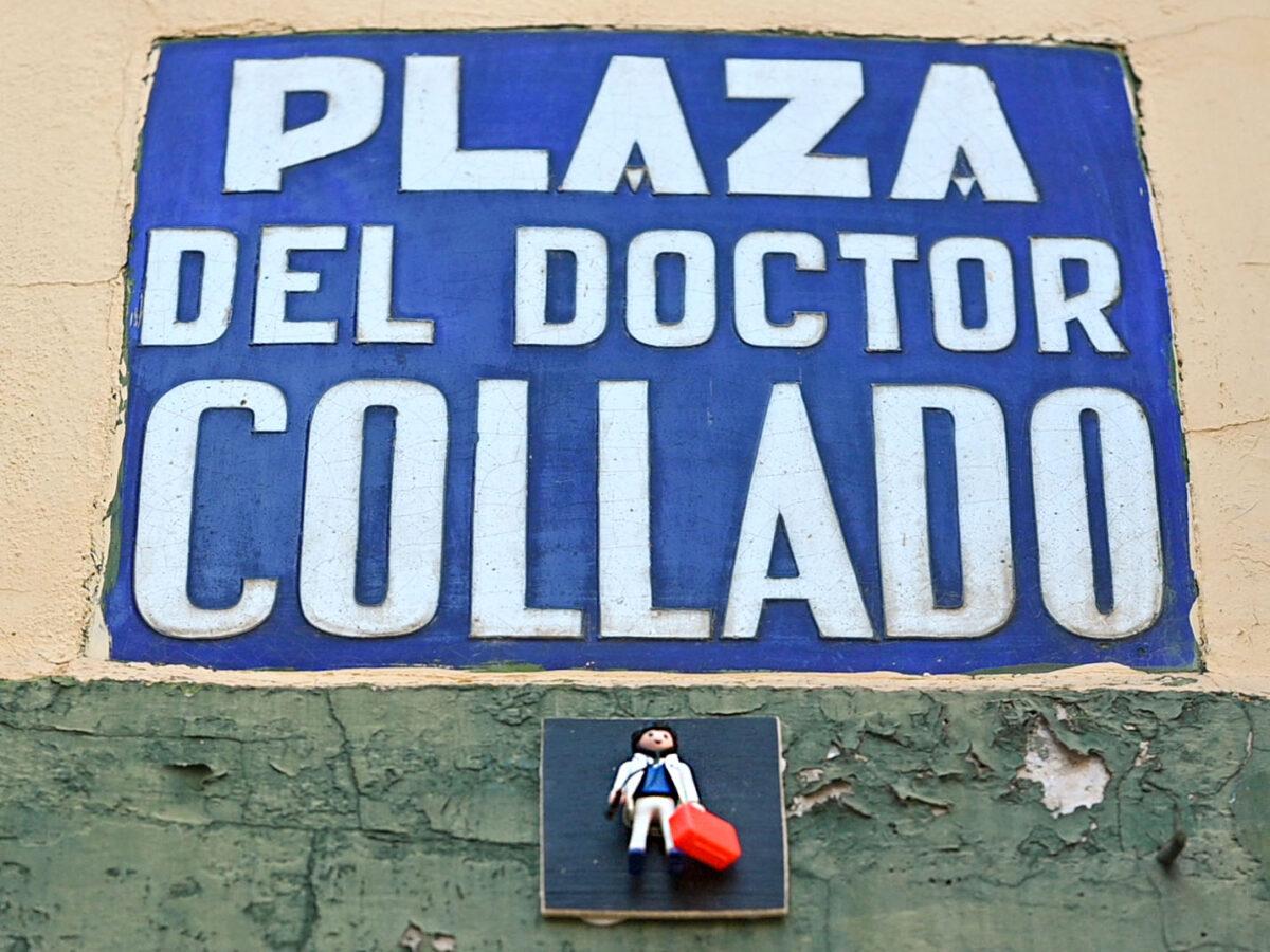 Plaza del Doctor Collada Valencia
