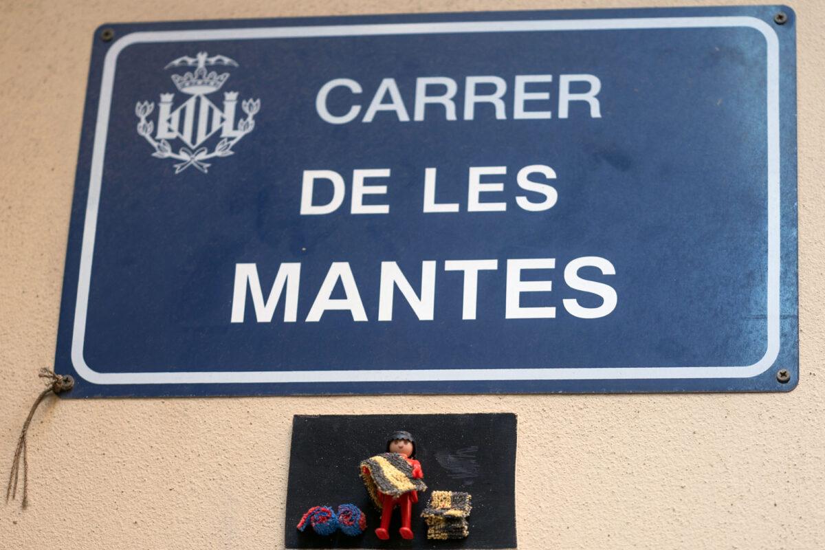 Carrer de les Mantes Playmobil Valencia