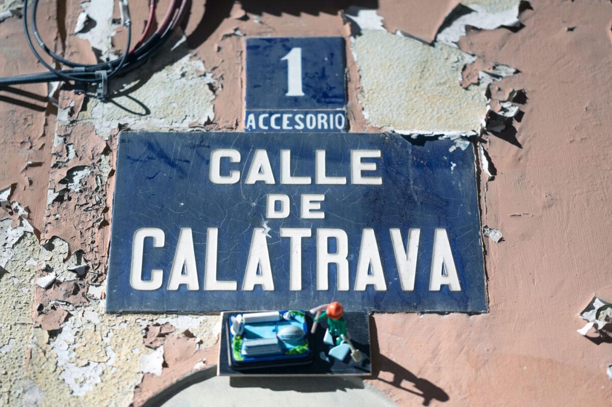 Carre de Calatrava Valencia Playmobil