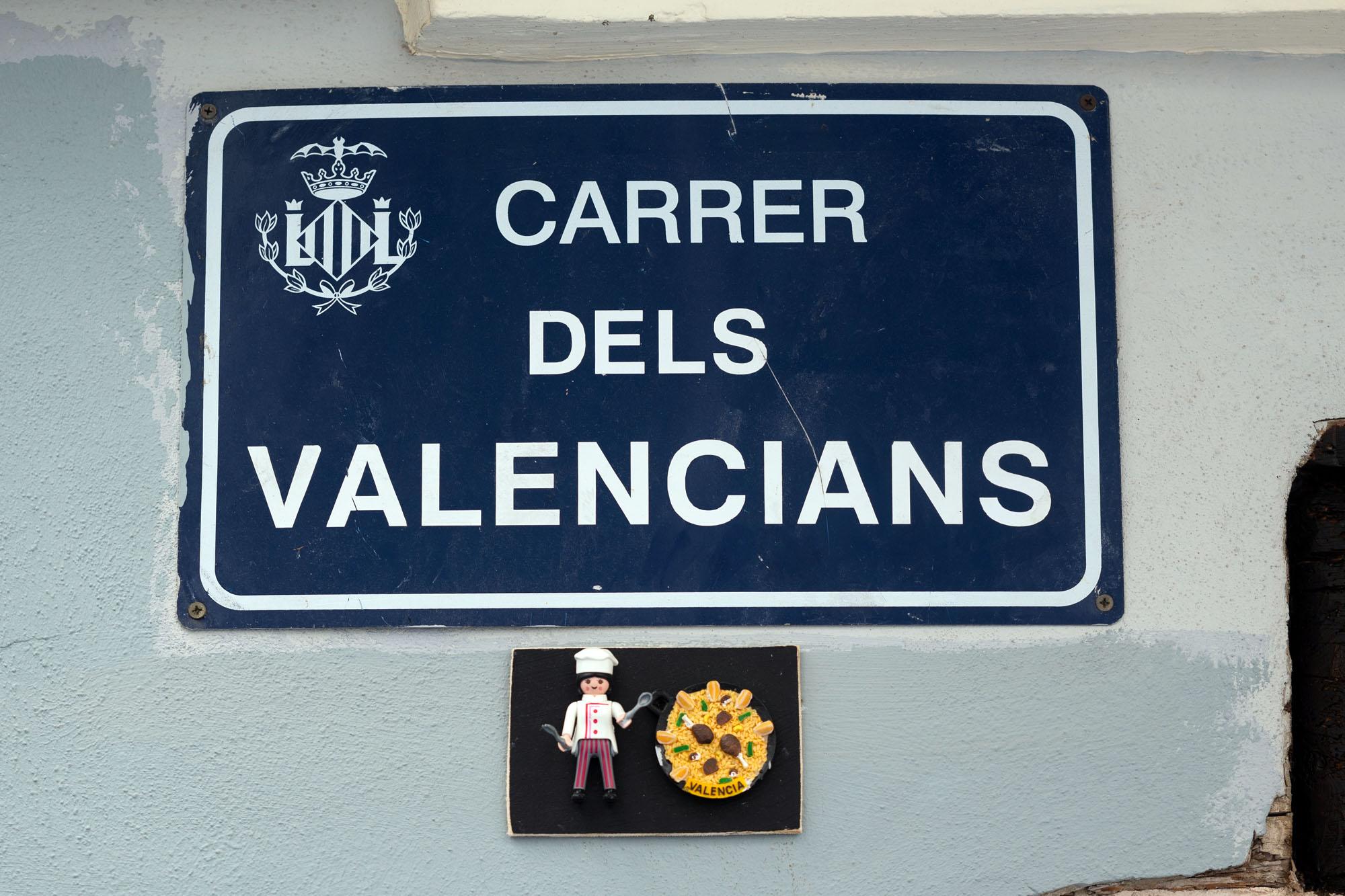 Carrer dels Valencians