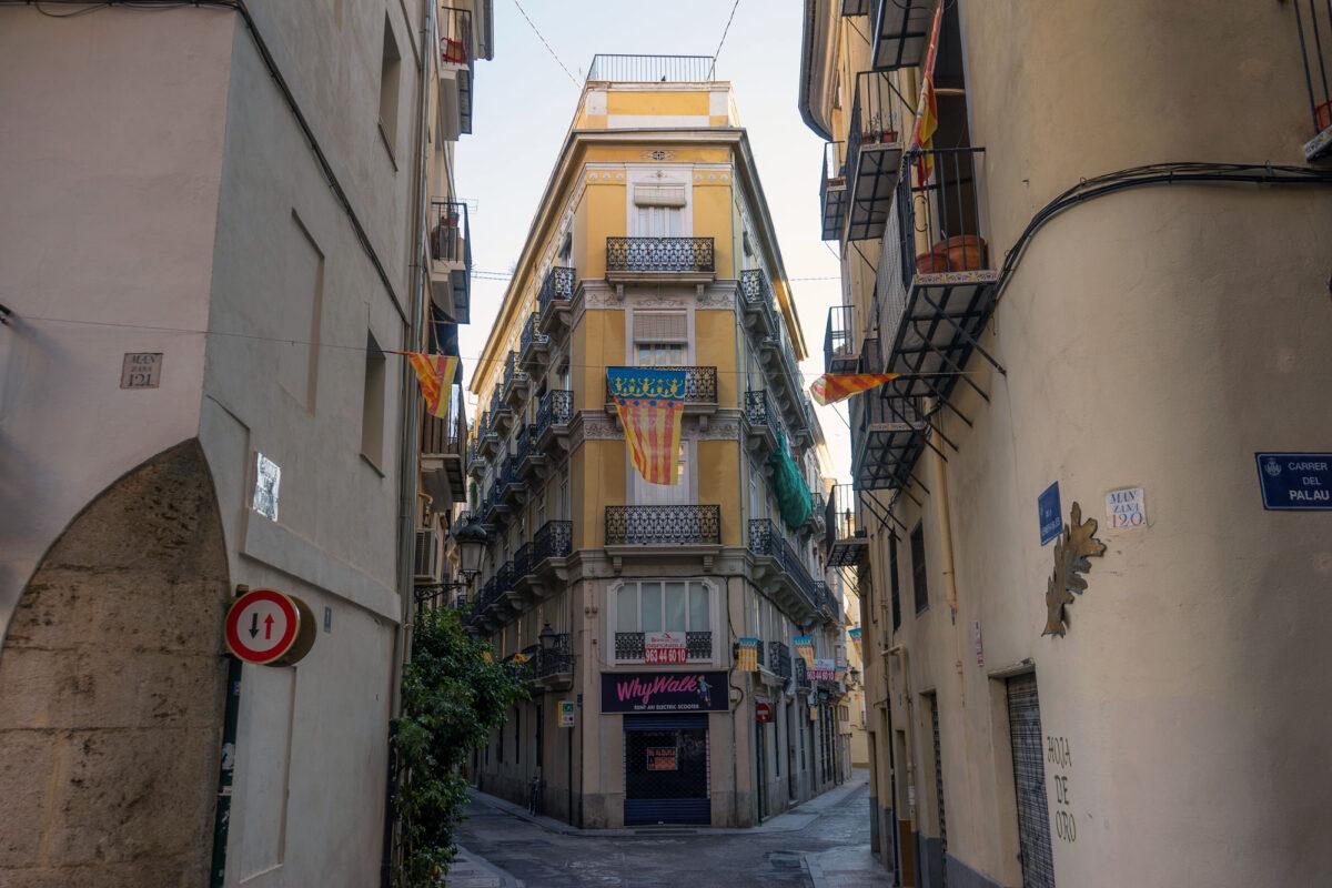 35 Covid19 Valencia Post Lockdown DSC06377