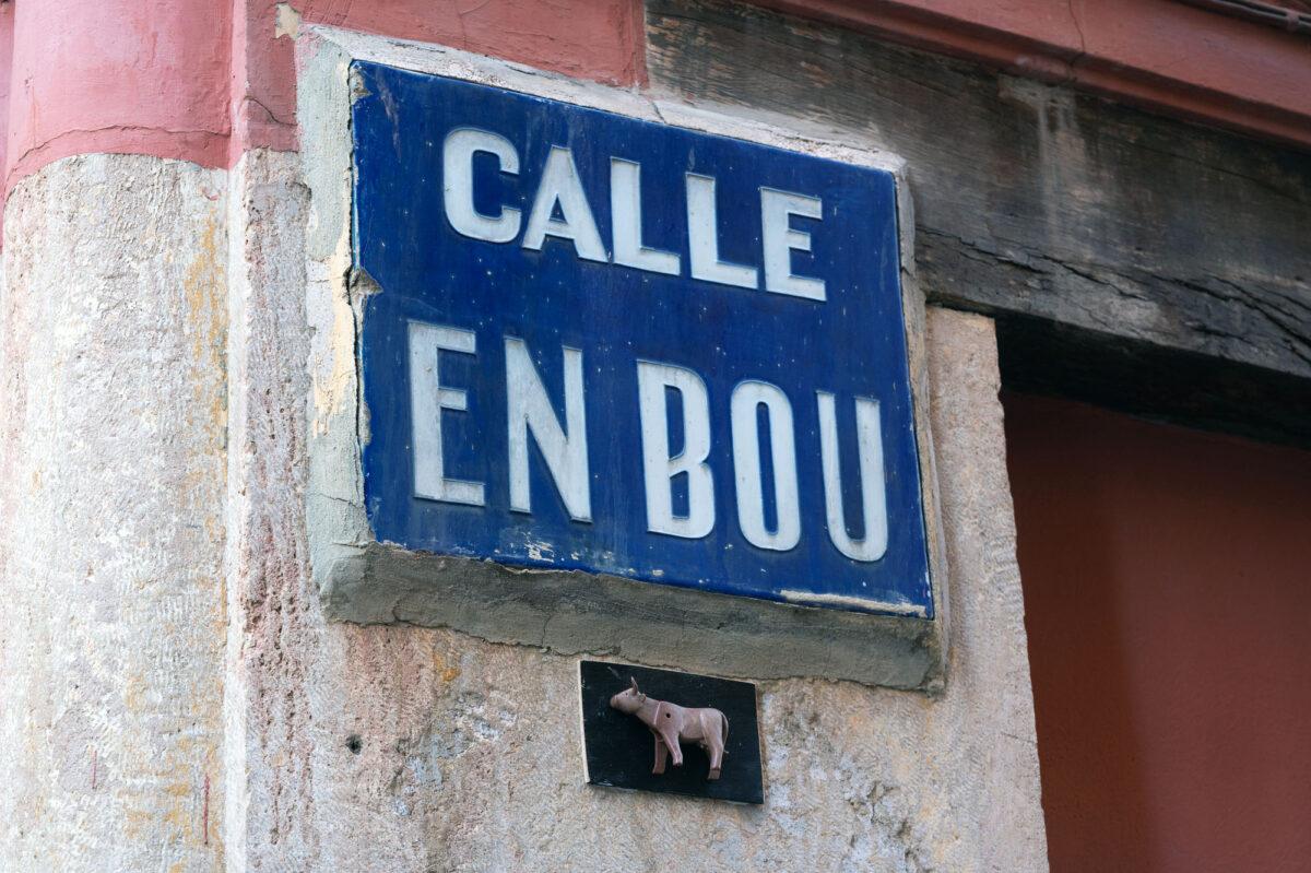 Calle En Bou Valencia