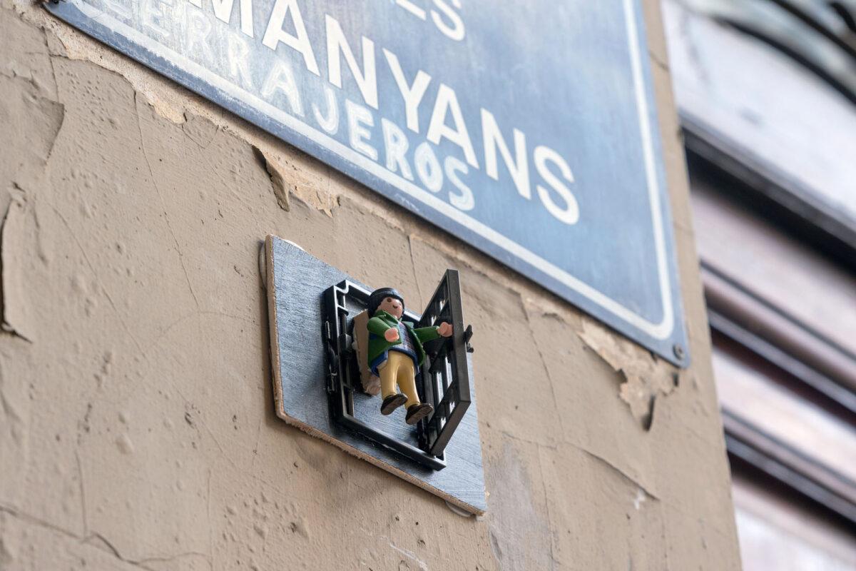 Carrer del Manyans